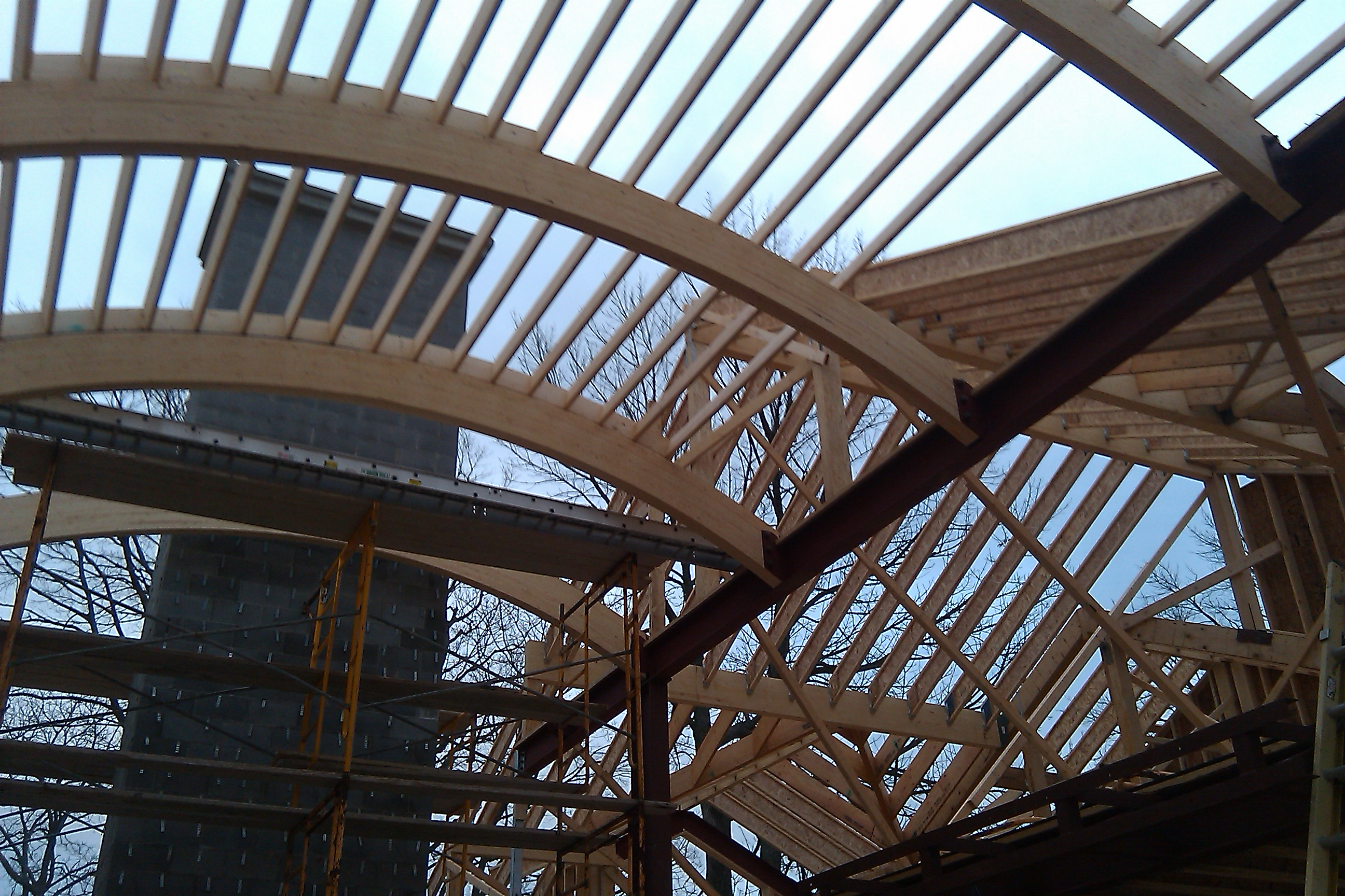 Roof Trusses Truss Technologies