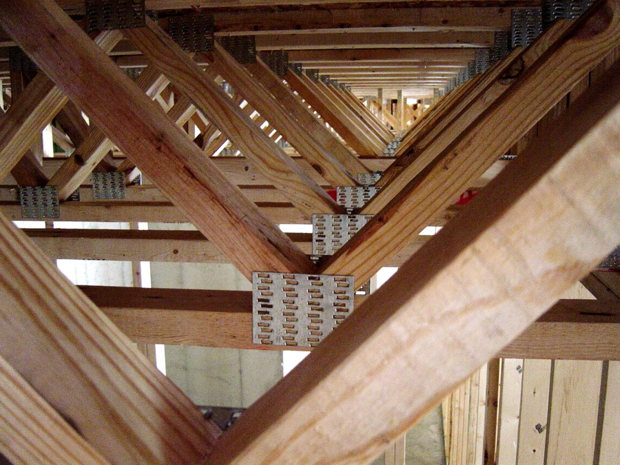 Floor trusses truss technologies Floor joist trusses